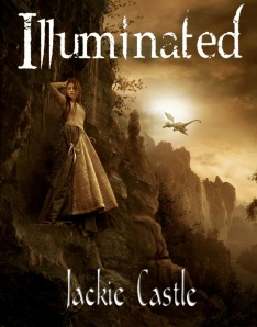 Illuminated cover