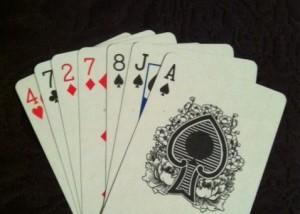 Gamble? Who, me??