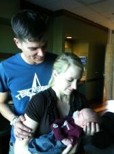 Owen and his wonderful parents