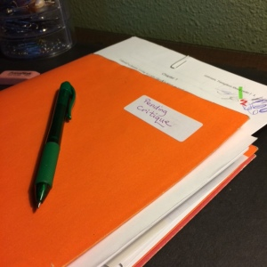 Let the scribbling begin!