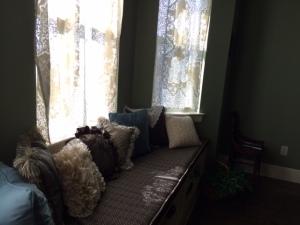 Jan's office / retreat